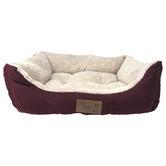 It's Bed Time Felicity Dozer Plush Pet Bed