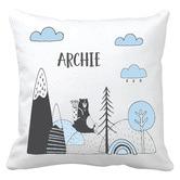 Happy Joy Décor Explorer Bear Personalised Cotton Cushion