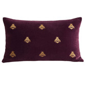 MM Linen Buzz Cotton Velvet Cushion