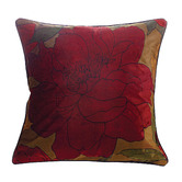 MM Linen Sumi Velvet Cushion