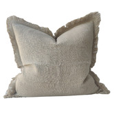 Macey & Moore Riviera Heavy Weight Texture French Linen Cushion