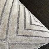 Luxton Flocking Velvet Cushion Cover