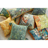 Bedding House x Van Gogh Van Gogh Paint Cushion