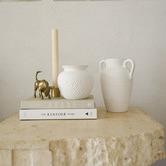 Paola and Joy Agatha Ceramic Vase