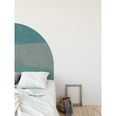 Siesta Walls Forest Scapes Reusable Headboard Decal