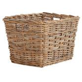 Wicka Milford Cane Tapered Storage Basket