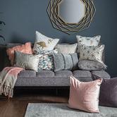 Beautiful Home & Living Ariel Cotton Cushion