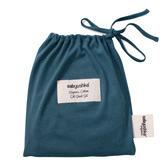 Babyushka Babyushka Blue Organic Cotton Cot Sheet Set