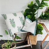 Kolka Iris Quilted European Cushion Cover
