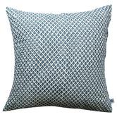 Kolka Indigo Quilted European Cushion Cover