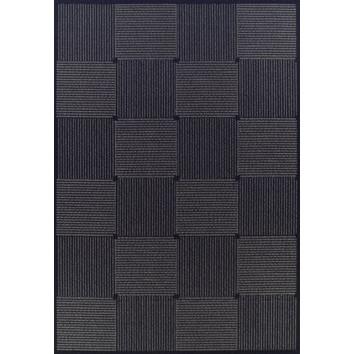 Indoor outdoor box design rug charcoal temple webster for Indoor network design
