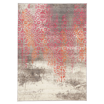 Network Keiji Distressed Abstract Rug Amp Reviews Temple