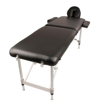 Forever Beauty 2 Fold Portable Aluminium Beauty Massage