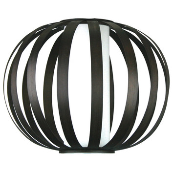 Buco Strips Pendant Shade Temple Amp Webster