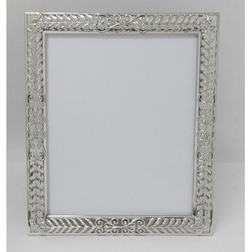 10x8 Large Shiny Stencil Photo Frame   Temple & Webster