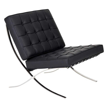 mies van der rohe classic replica barcelona chair temple webster. Black Bedroom Furniture Sets. Home Design Ideas