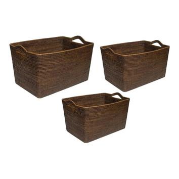 Yangon storage baskets temple webster for Outdoor furniture yangon