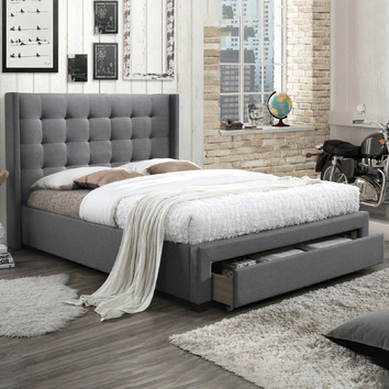 Vic Furniture Atlanta Queen Bed With, Queen Bed Frame Adelaide Gumtree
