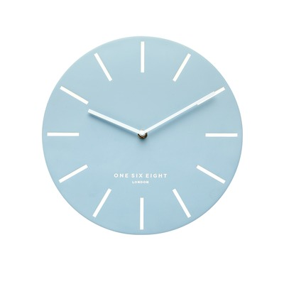 Onesixeightlondon 30cm Chloe Small Silent Wall Clock 30 Cm Reviews Temple Webster
