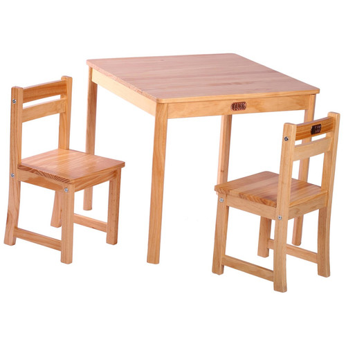 Tikk Tokk Boss Square Table And Chair Set Amp Reviews