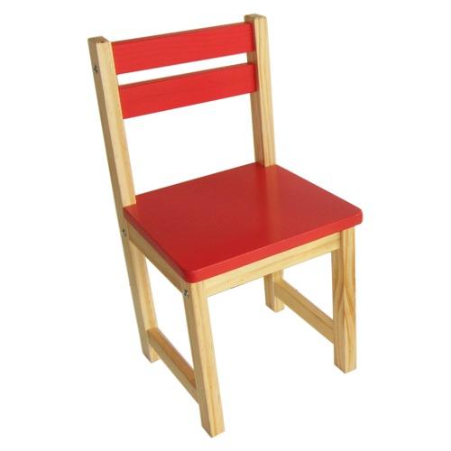 Tikk Tokk Little Boss Pine Wood Chair