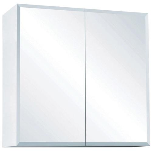 Kander 60cm Bevelled Edge Mirror Shaving Cabinet