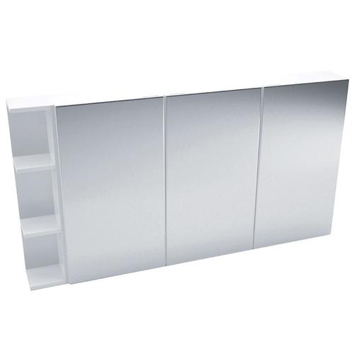Nievo 3 Panel Pencil Edge Shaving Cabinet