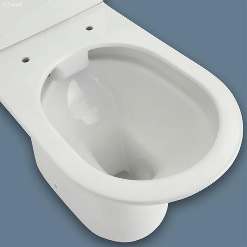 Kander Chica Ceramic Close Coupled Toilet Suite
