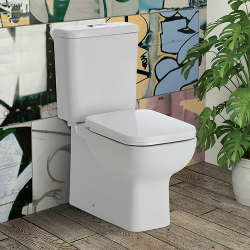 Kander Maria Ceramic Back-To-Wall Toilet Suite