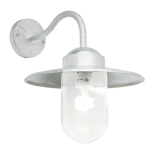 Mercator Elly 1 Light Exterior Wall Bracket