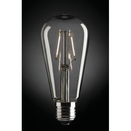 Mercator Pear LED Globe E27