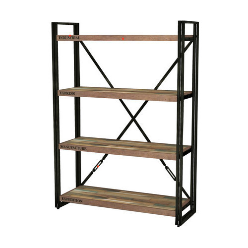 SLH House Loft Display Unit with 4 Shelves
