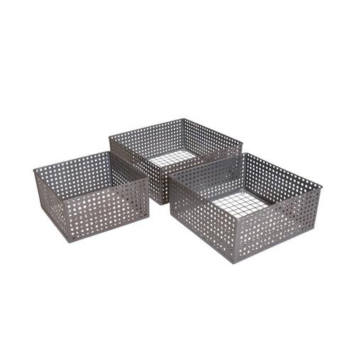 SLH House Metal Mesh Basket