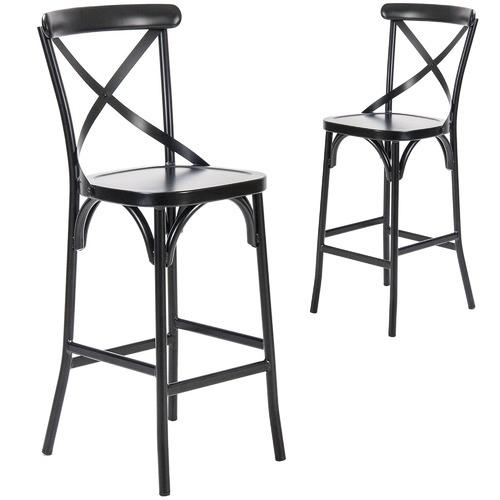 SLH House Ruelle Outdoor Bar Chairs