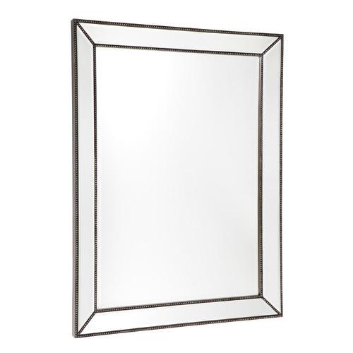 Lexington Home Medium Zeta Beaded Wall Mirror