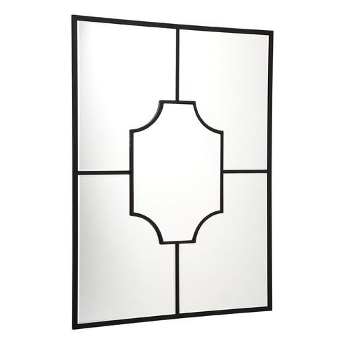 Lexington Home Black Boyd Wall Mirror