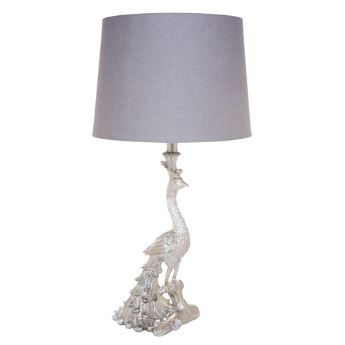 Lexington Home Peacock Table Lamp