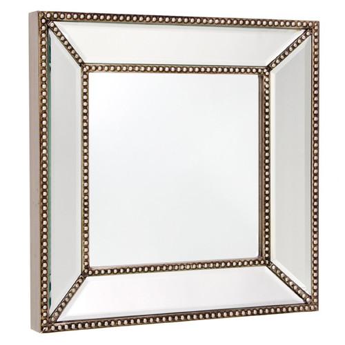 Lexington Home Small Zeta Beaded Wall Mirror