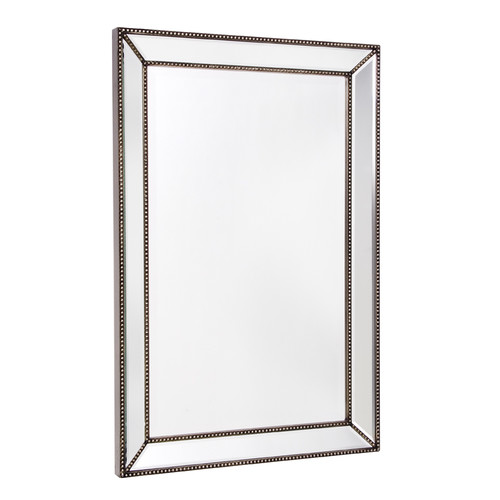 Lexington Home Large Zeta Beaded Wall Mirror