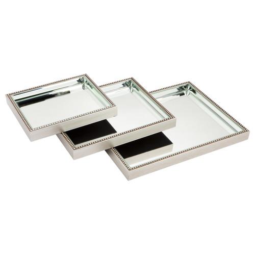 Lexington Home Mirrored Almo Tray