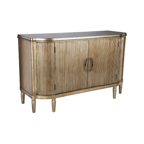 Lexington Home Golden Anya Ribbed Buffet