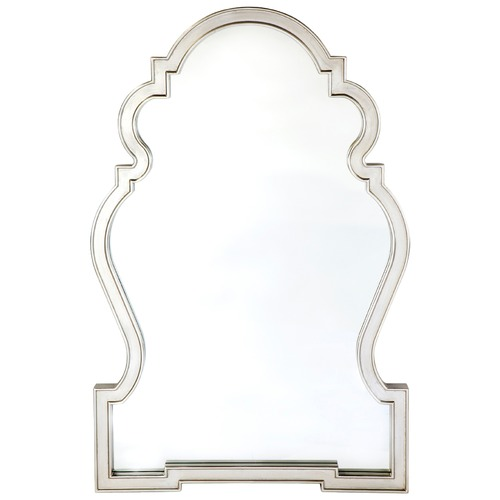 Lexington Home Antique Silver Paloma Mirror