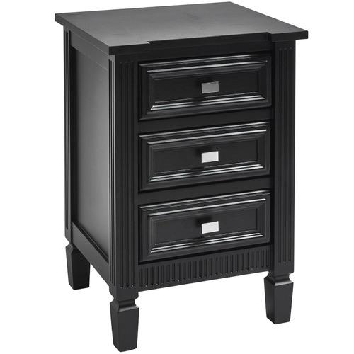 Small quebec bedside table temple webster for Bathroom furniture quebec