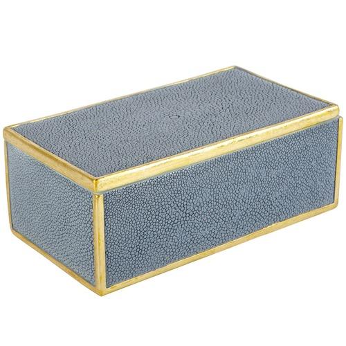 Lexington Home Medium Pique Rectangular Storage Box