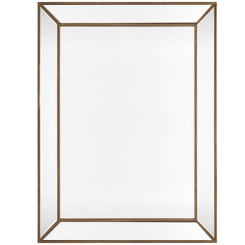 Large Zeta Wall Mirror