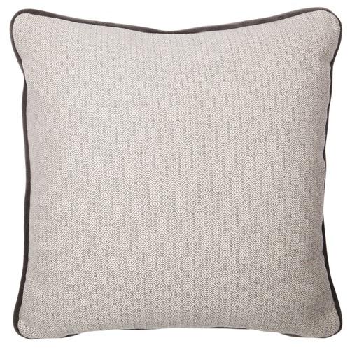 Lexington Home Grey Pod Square Cushion