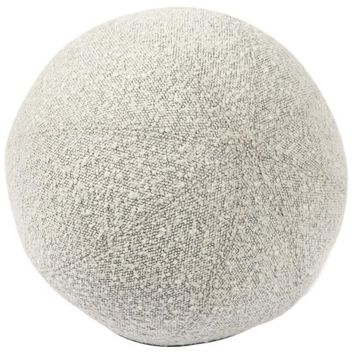 Lexington Home Soft Grey Ivy Round Cushion