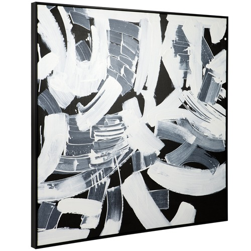 Lexington Home Wipe Out Canvas Wall Art