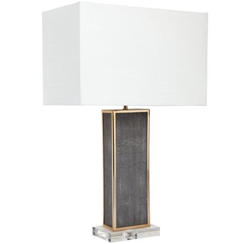 Lexington Home Pique Crystal Table Lamp