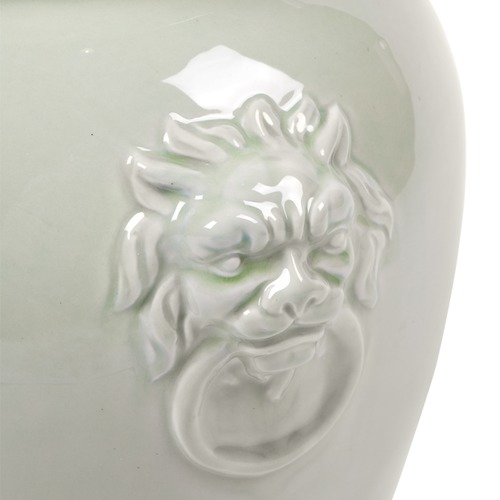 Lexington Home Medium Jade Temple Ceramic Jar